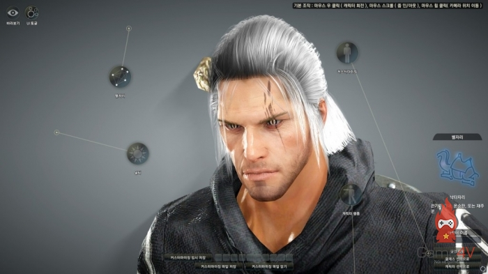 Geralt trong series The Witcher