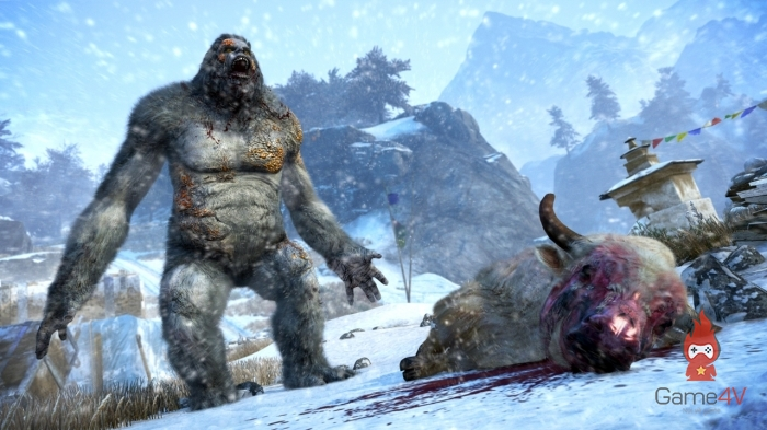 Far Cry 4 Valley of the Yetis Game4V (1)