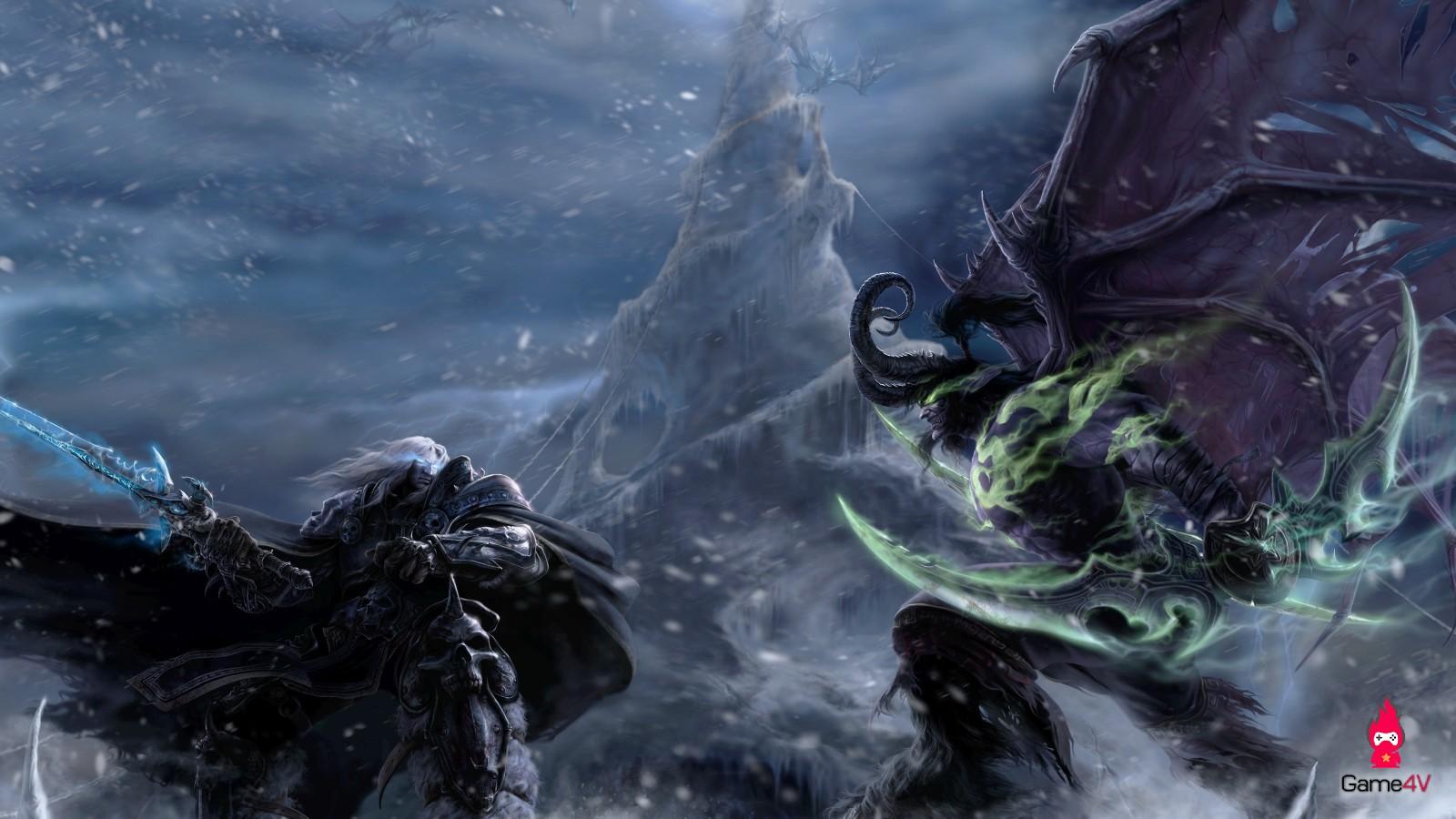arthas-illidan-demon-night