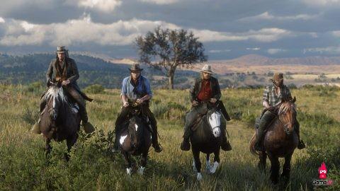 GTA 5 cán mốc 110 triệu bản, Red Dead Redemption 2 hơn 24 triệu