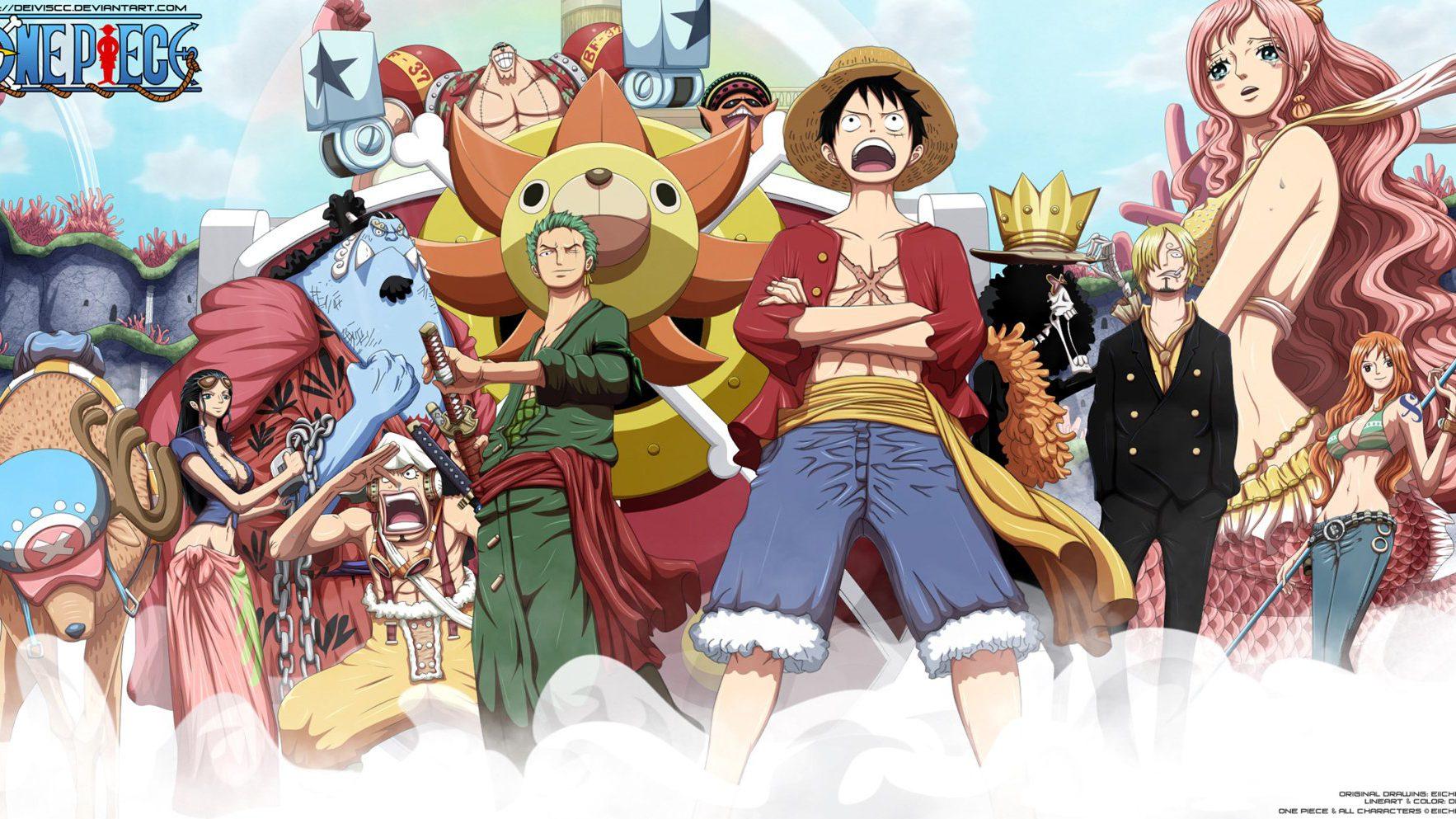 One Piece 1001 Spoiler: Luffy vs Kaido, trận chiến lịch sử chính thức bắt đầu