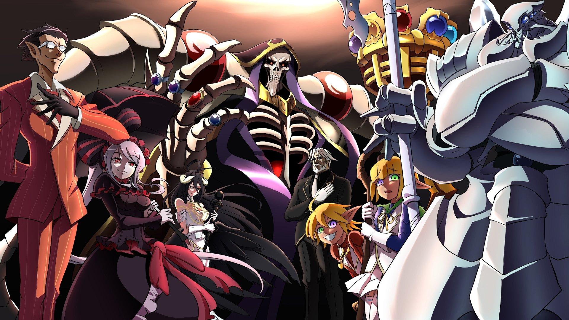 Thông tin rò rỉ liên quan đến season 4 của anime Overlord
