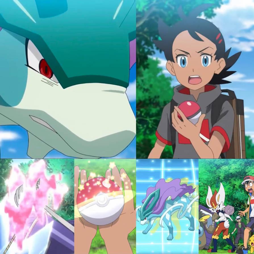Pokémon anime giống game
