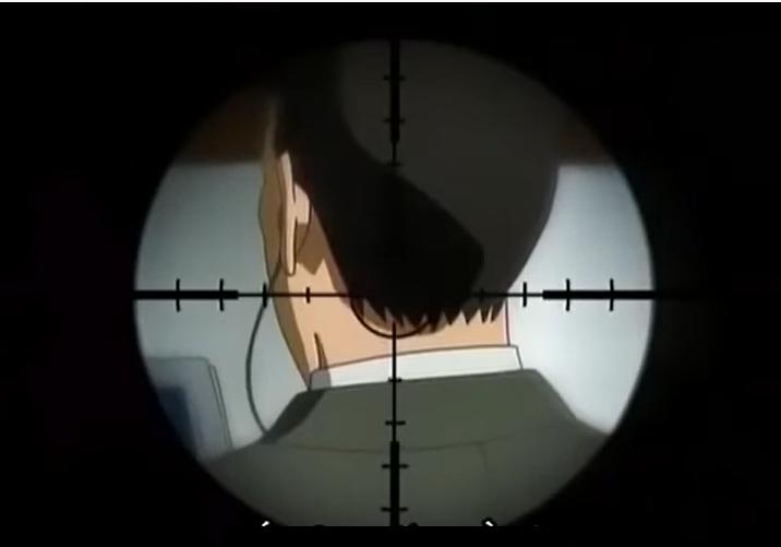 Nếu Akai bắn bỏ Gin tại Beika, Conan có thể sẽ chết