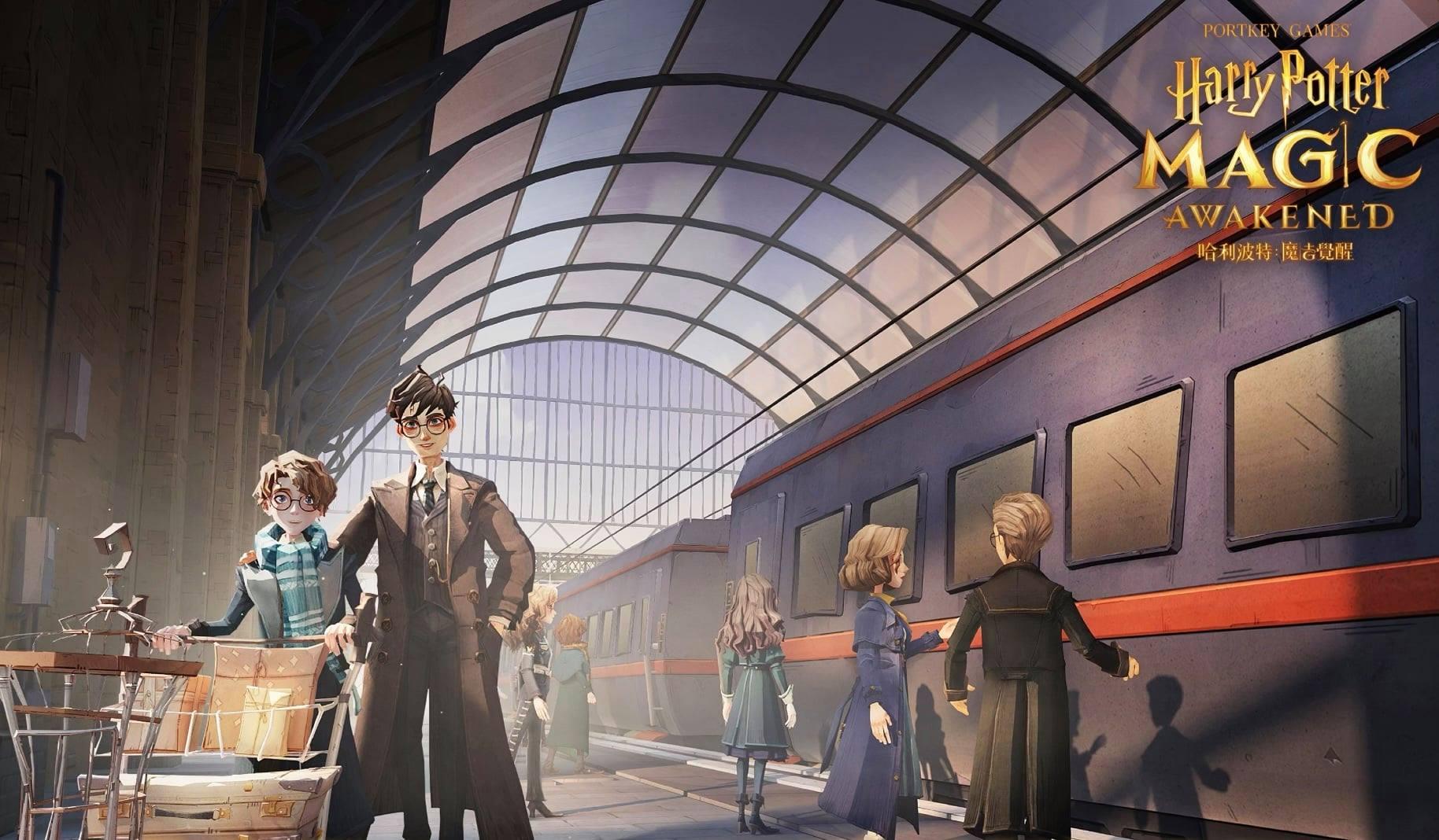 Harry Potter: Magic Awakened mở thêm trên nền tảng PC