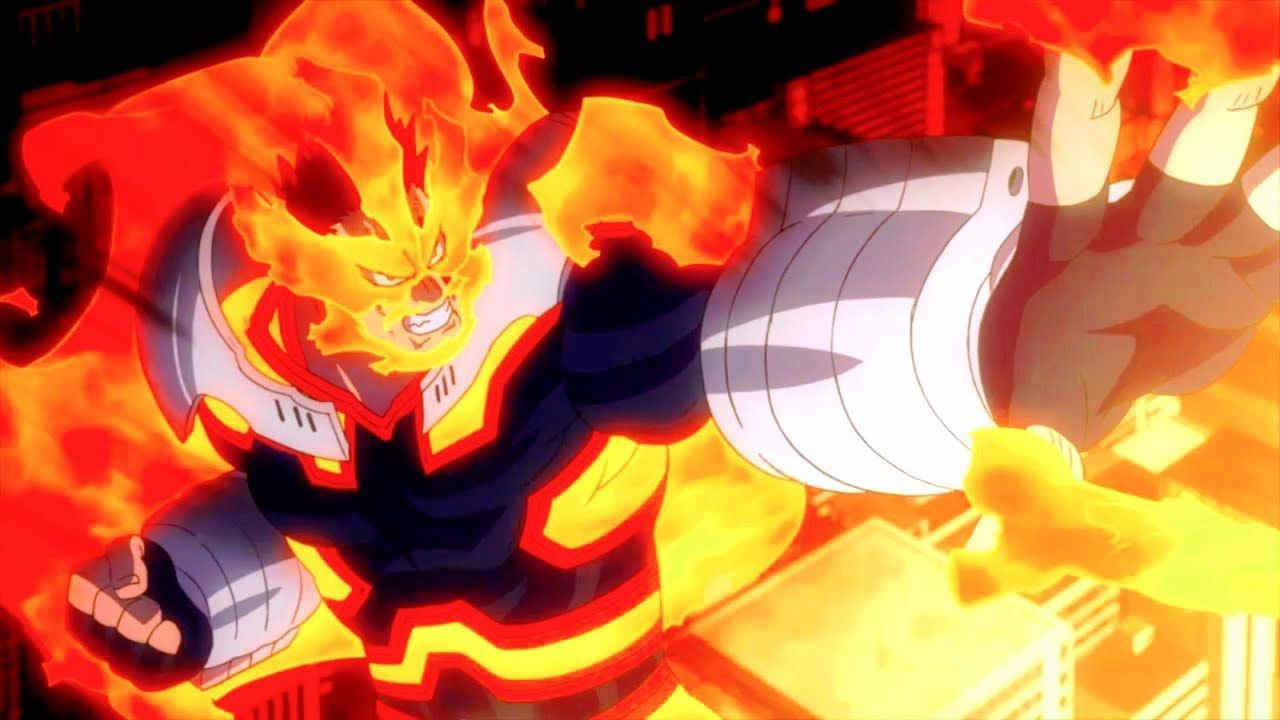 Quirk hủy diệt My Hero Academia