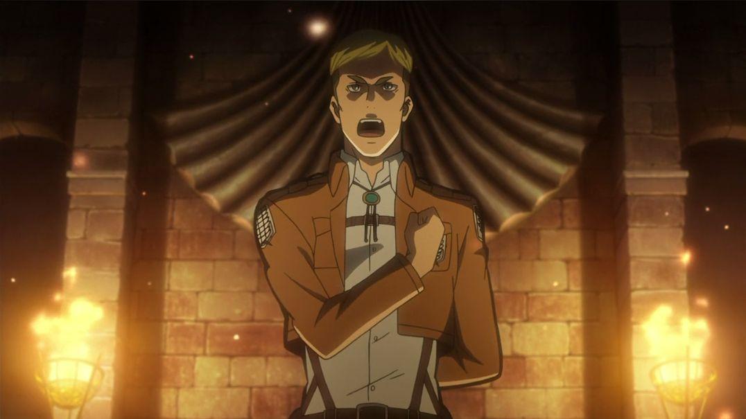 Attack on Titan: Điểm tương đồng giữa Armin và Erwin